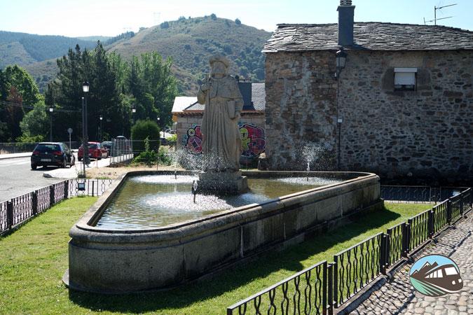 Fuente del Peregrino - Molinaseca