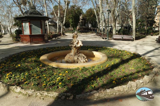 Parque de los Jardincillos - Albacete