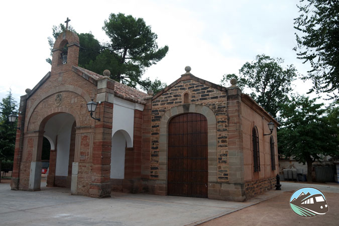 Ermita del Cristo de Jamila – Villanueva de los Infante