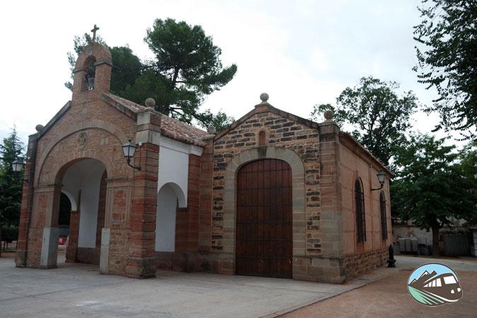 Ermita del Cristo de Jamila - Villanueva de los Infante