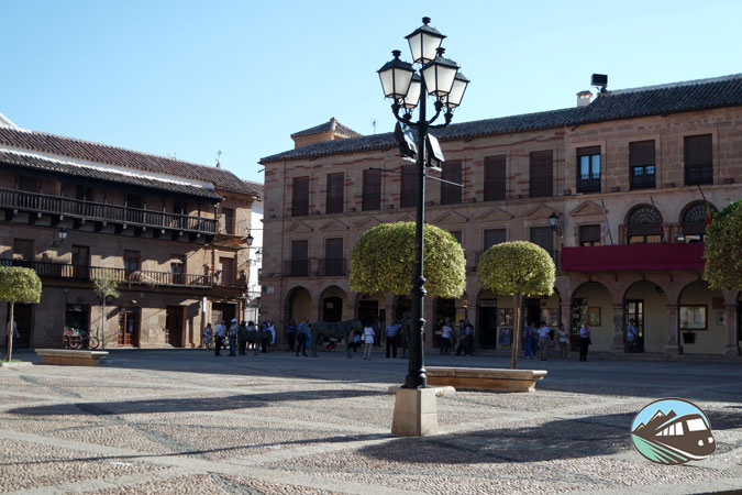 Plaza Mayor – Villanueva de los Infantes