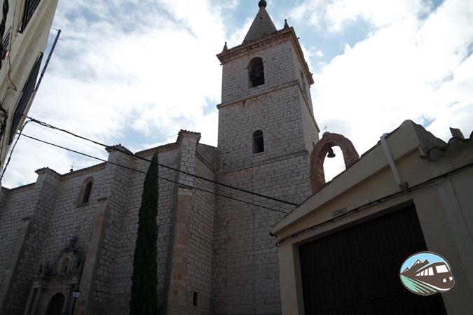Iglesia del Salvador – La Roda