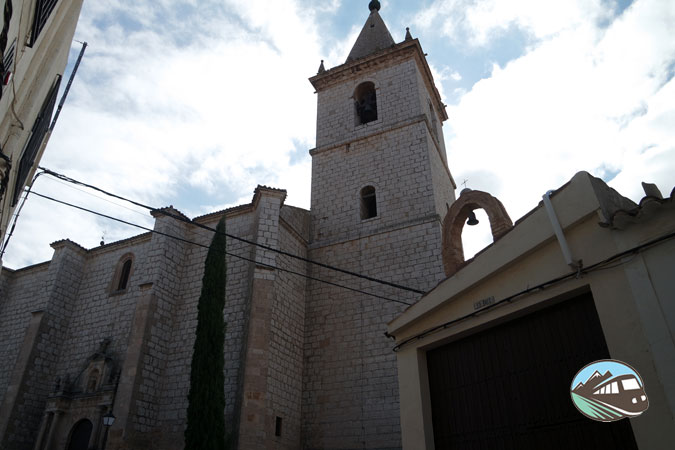 Iglesia del Salvador - La Roda