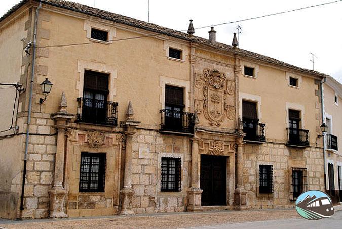 Palacio del Doctor de La Encina - La Roda