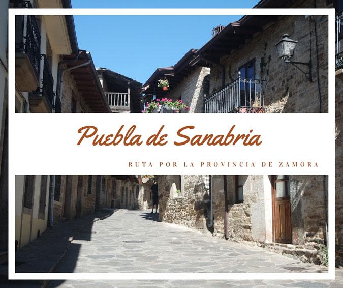 Puebla de Sanabria – Portada