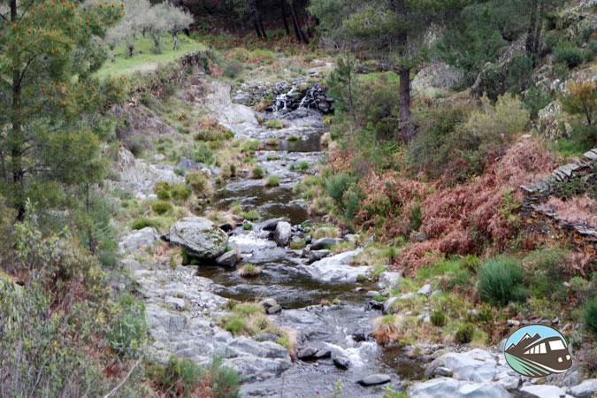 Ruta al Chorritero de Ovejuela