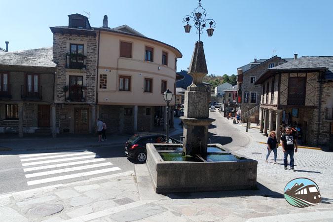 Plaza de Puebla de Sanabria