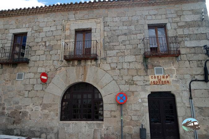 Palacio de los Beltranes - Ledesma