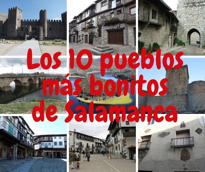 Pueblos de Salamanca – Portada