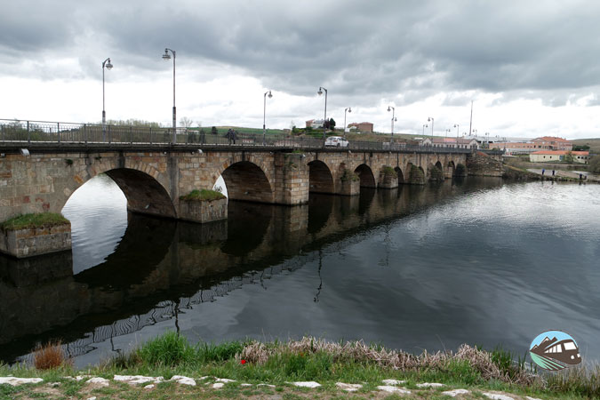 Puente Medieval - Alba de Tormes