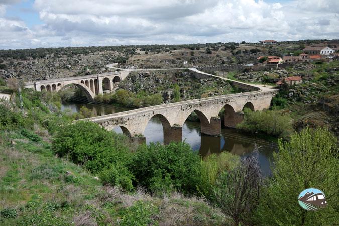 Puente viejo - Ledesma