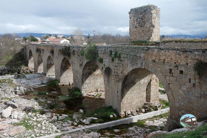 Puente Medieval - Puente Congosto
