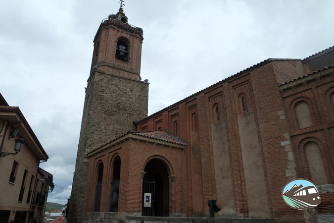 Iglesia de San Juan Apóstol - Alba de Tormes