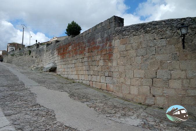 Muralla de Ledesma