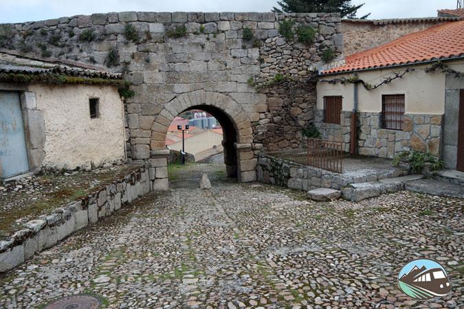 Puerta San Nicolás de Ledesma