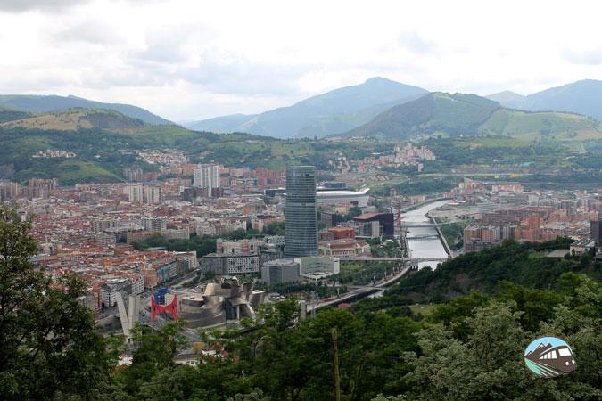 Mirador del Monte Artxanda – Bilbao