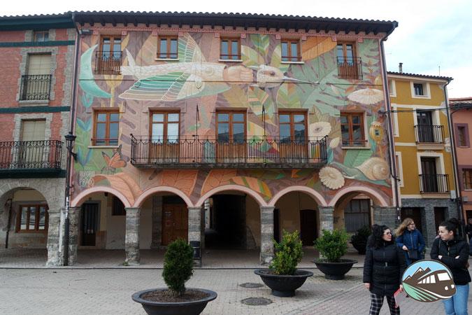 Mural de la Plaza Mayor – Belorado