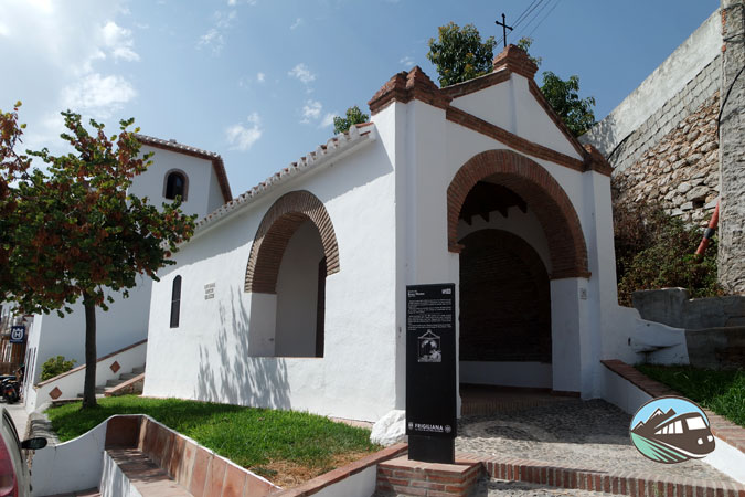 Ermita del Santo Cristo de la Caña - Frigiliana