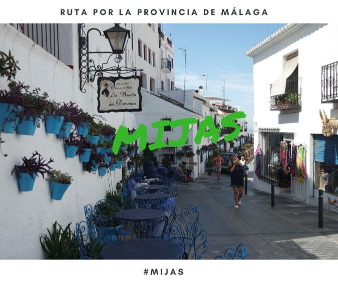 Mijas – Portada