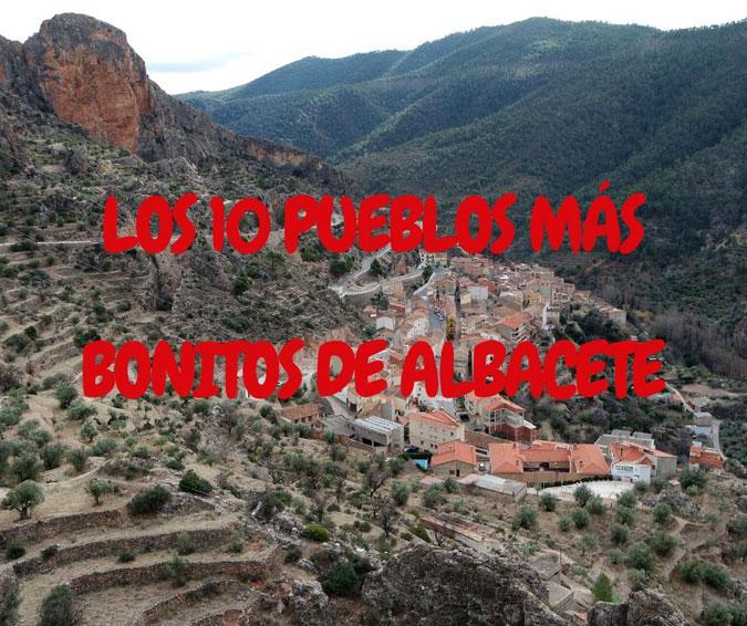 Pueblos de Albacete – Portada