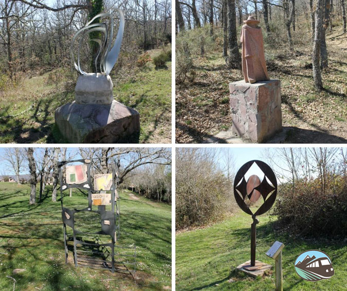 Esculturas – Senda Ursi