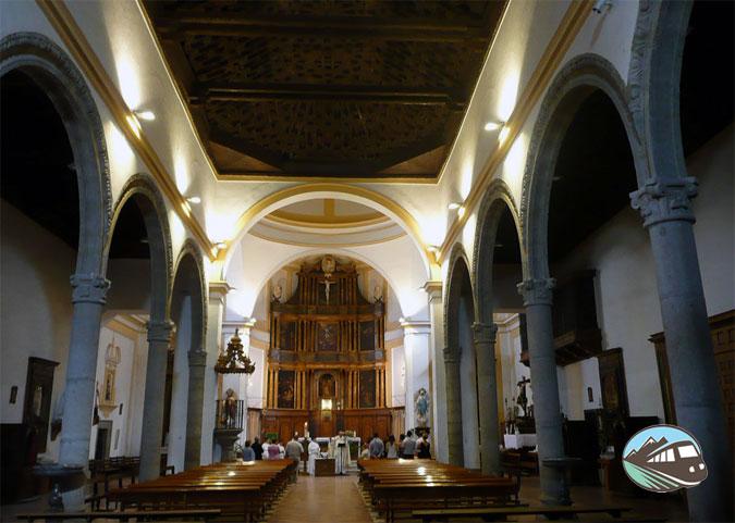 Iglesia de Nuestra Señora de la Paz - La Puebla de Montalbán