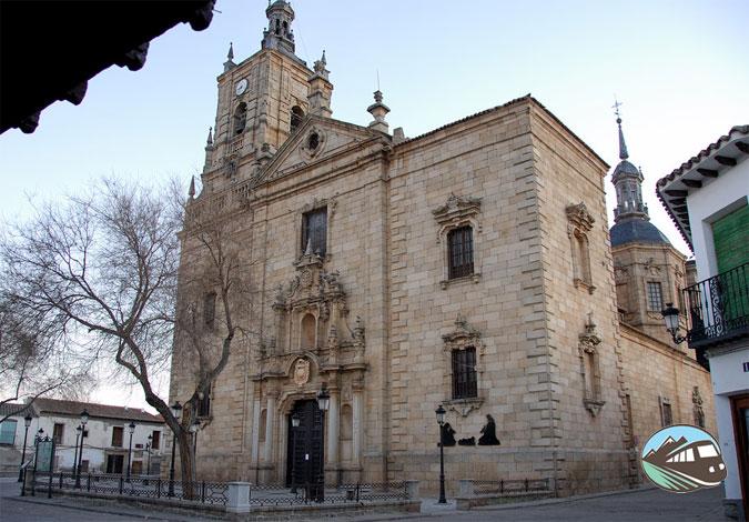 Iglesia de Santo Tomás de Apóstol - Orgaz