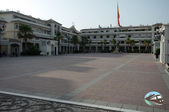 Plaza de España - Nerja