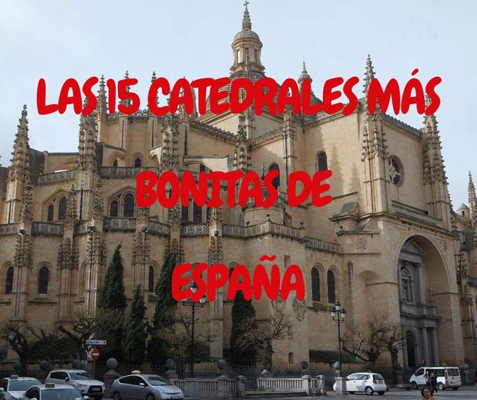 Catedrales de España – Portada