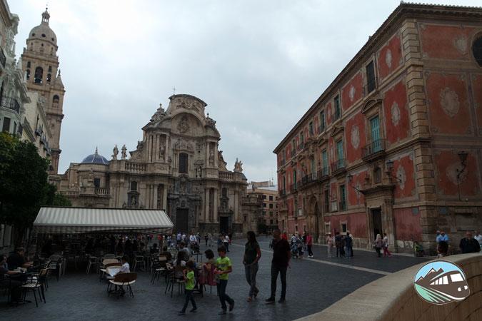 Plaza del Cardenal Belluga - Murcia
