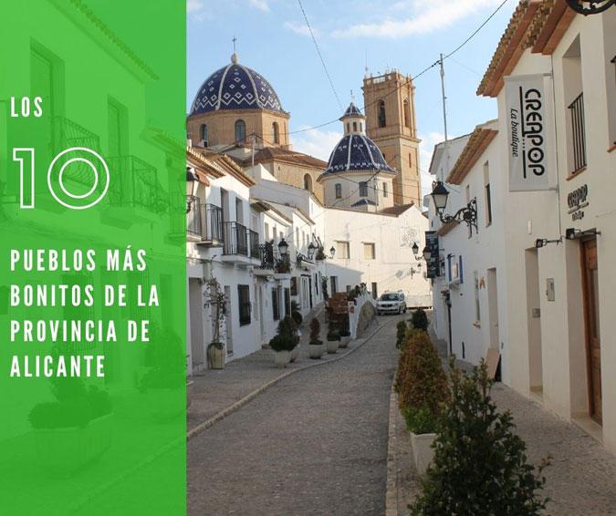 Pueblos de Alicante