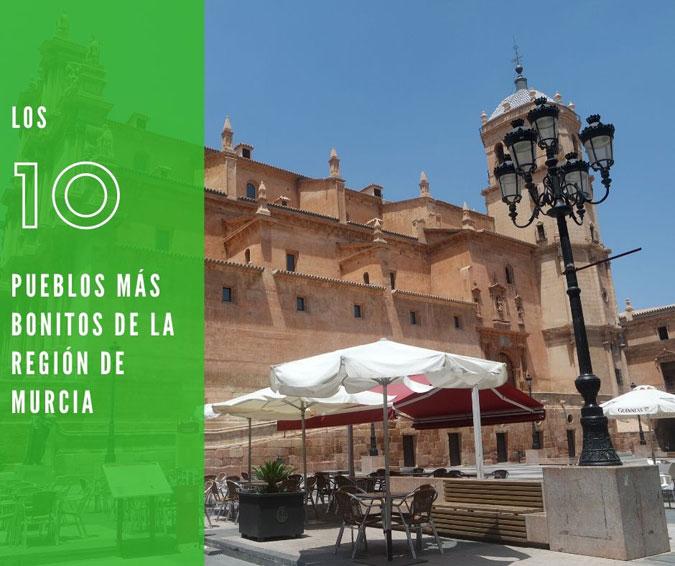 Pueblos de la Región de Murcia – Portada