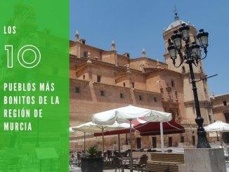 Pueblos de la Región de Murcia