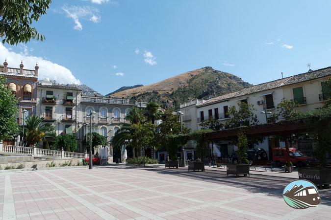 Plaza de la Constitución – Cazorla