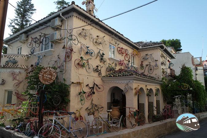 Casa de las bicicletas - Cazorla
