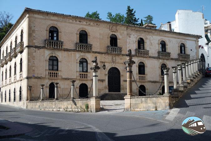 Casa-palacio de las Cadenas - Cazorla