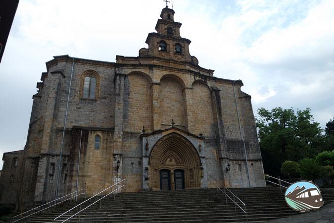 Iglesia de Santa María la Antigua - Gernika-Lumo