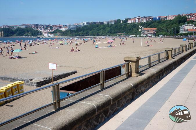 Playa de Ereaga - Getxo