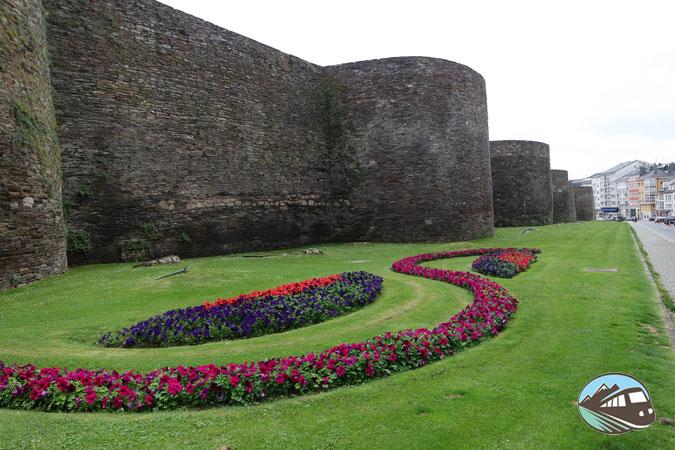 Muralla Romana - Lugo