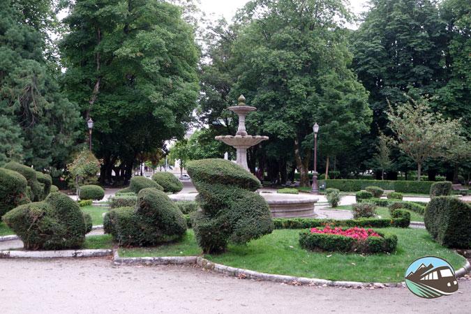 Parque de Rosalía - Lugo