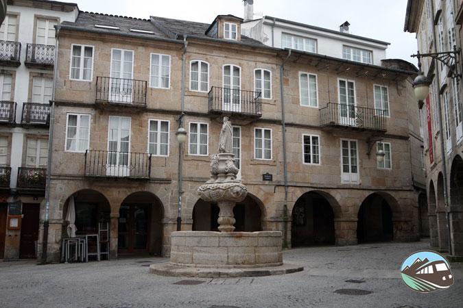 Plaza do Campo - Lugo