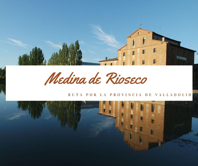 Medina de Rioseco – Portada
