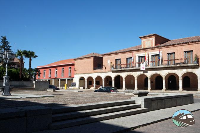 Plaza Mayor - Medina de Rioseco
