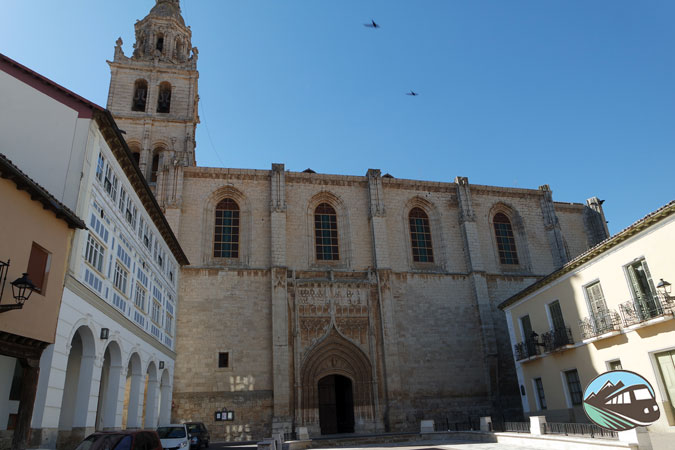 Iglesia de Santa María de la Mediavilla - Medina de Rioseco