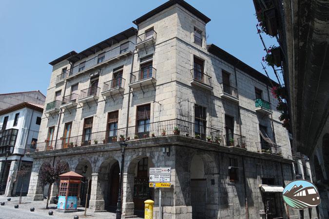 Palacio de Díaz-Pimienta - Orduña