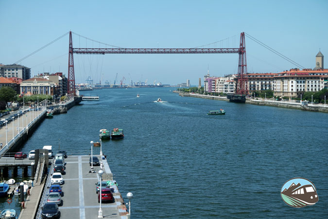 Vistas Rialia Museo de la Industria – Portugalete