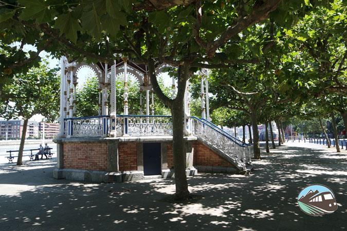 Kiosco de música - Portugalete