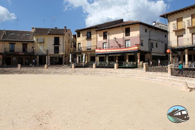 Plaza Mayor – Riaza