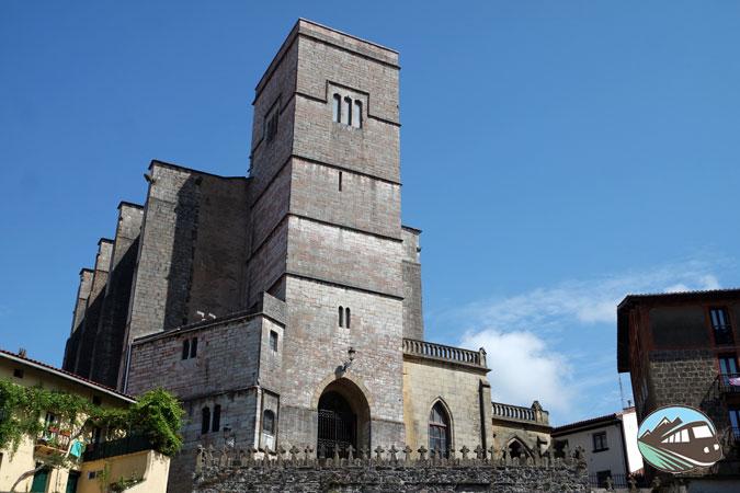 Iglesia Parroquial de San Pedro - Zumaia