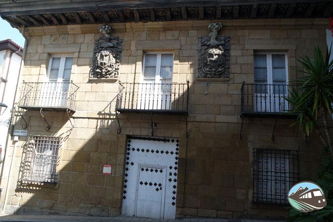 Casa de los Olazábal - Zumaia